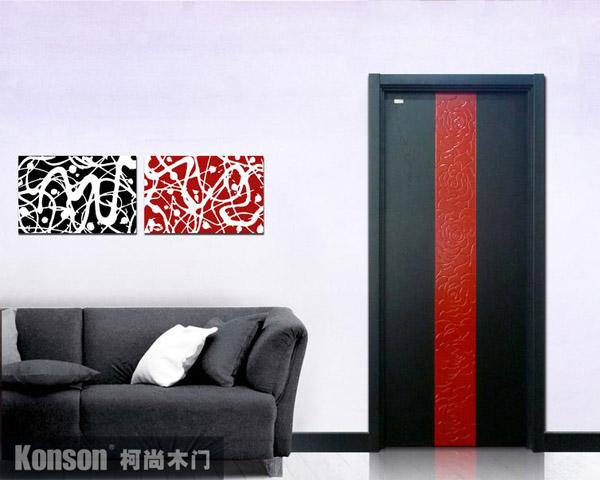 玫瑰情缘K-909-2橡木黑色二号开放